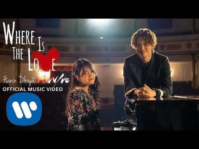 Download Where Is The Love (feat. NIve) - Hanin Dhiya MP3 Gratis