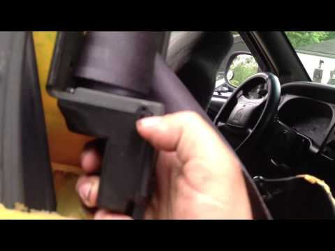 2001 dodge ram locked seatbelt repair