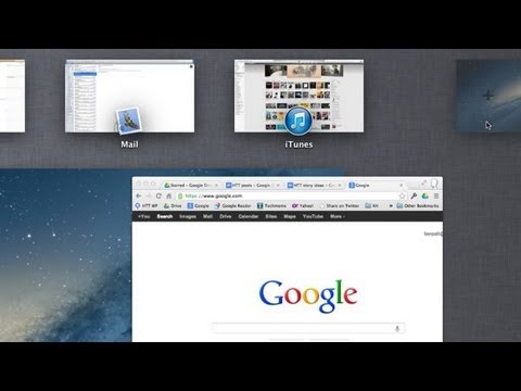 Mac tip: Create a new desktop in Mission Control