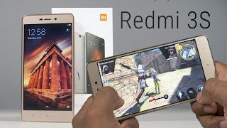 Xiaomi Redmi 3S Prime Gaming Review - How does Snapdragon 430 Fare?