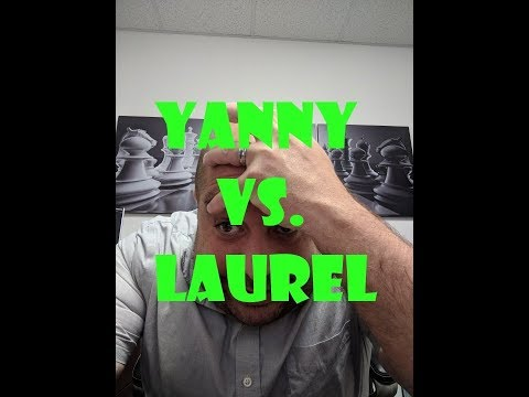 Yanny vs  Laurel.... WHAT DO YOU HEAR!!!
