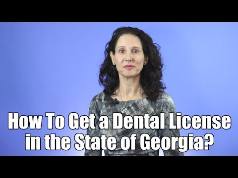 Healthcare Attorney Atlanta | How To Get a Dental License in Georgia?