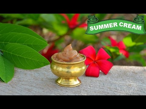 Face Glow Cream For Summer | Get Glowy & Shiny Skin Naturally At Home