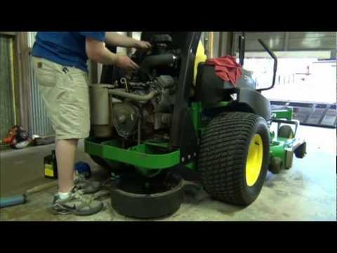 JD Mower Maintenance