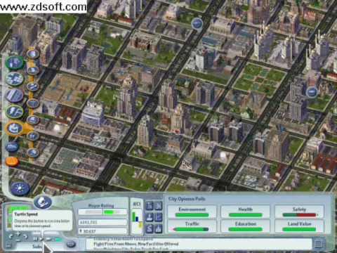Simcity 4 Tutorial - How to Build a City