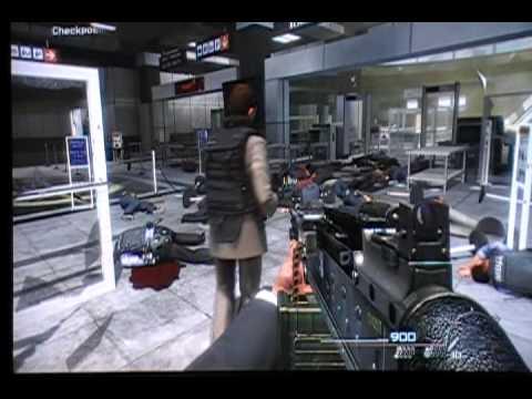 Modern warfare 2 Gameplay