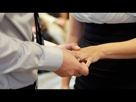 A Marriage License and Ceremony All In The Same Place