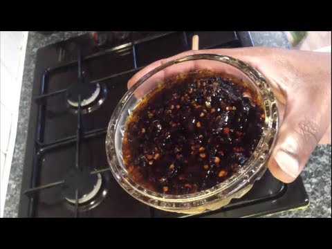 Chinese Chilli Paste