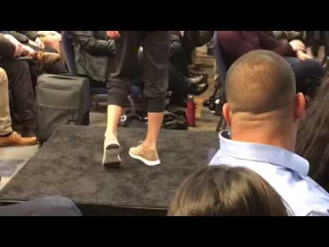 Vionic 2017 fashion shoe preview show in CAm
