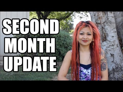 Second Month Dread Update + Split Tongue & Stretched Ears FAQ