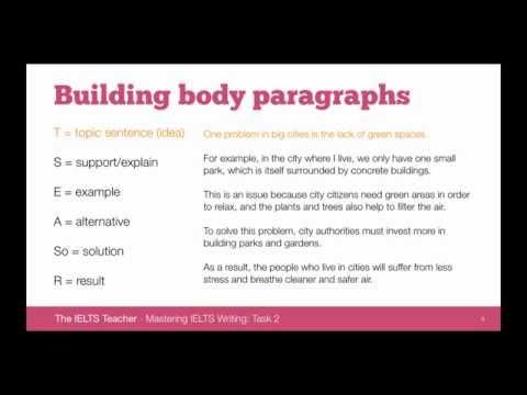 IELTS Writing Task 2: Band 7+ Paragraphs