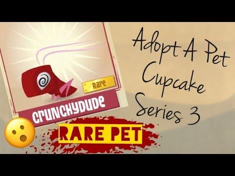 Redeeming Rare Adopt A Pet Series 3 Cupcake Codes Animal Jam