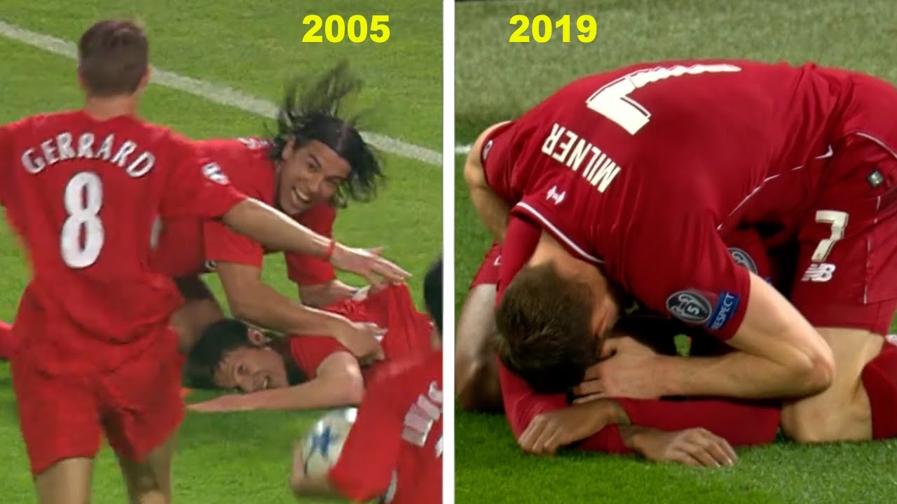 Liverpool's Most DRAMATIC Matches in the 21st Century