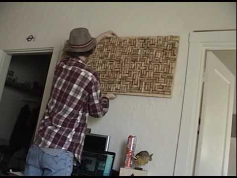 The Cork Board!