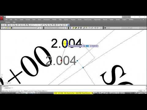 How to Make Transition Curve in Auto Cad Civil 3D Land Desktop 2009
