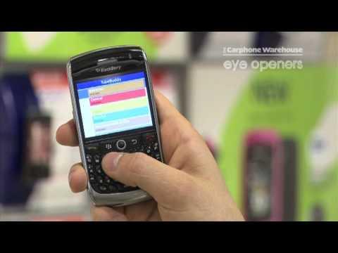 BlackBerry - App World - The Carphone Warehouse - eye openers