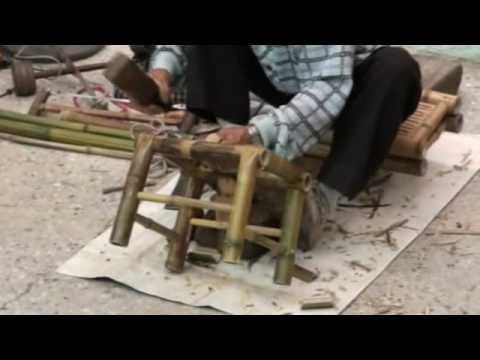 bamboo chair (5/6)