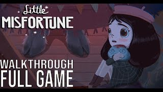Download Little Misfortune Gameplay Walkthrough Part 1 Full Game No Commentary (#LittleMisfortune Full Game) Video