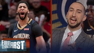 Nick Wright on Pelicans
