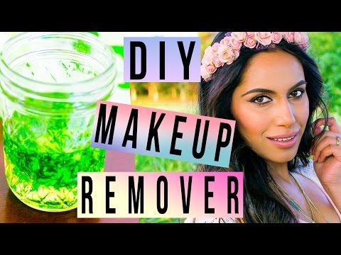 DIY Makeup Remover (Natural SOAP-FREE Organic Makeup Remover) Coriander/Cilantro! Himani Wright