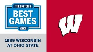 1999 Wisconsin at Ohio State | Big Ten Football |Big Ten
