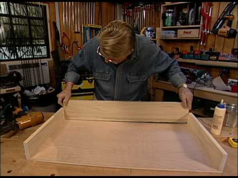 How to Make Storage Drawer for Pots and Pans