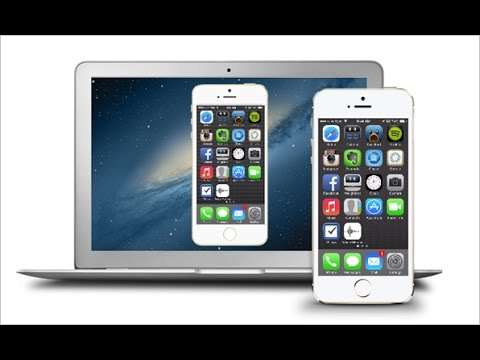 how to mirror your iPhone on mac or pc FREE!!!!