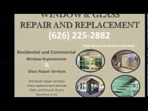 WINDOW | WINDOW REPAIR (424) 210-5855 Window Replacement Services East Hacienda Height, CA