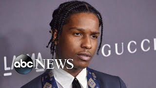 Download Rapper ASAP Rocky must remain behind bars: Swedish authorities Video