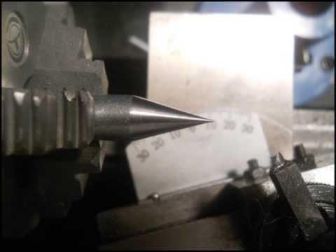 Plumb Bob Part 1 ( made on nano lathe )