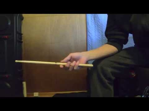 How To Do Drum Stick Tricks - Flip, Twirl, Spin