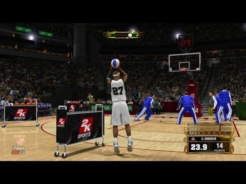 NBA 2K13 My Career - 3 Point Contest