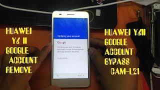Huawei CAM L21 Google Account Bypass Easy Tutoria Huawei CAM L21 frp