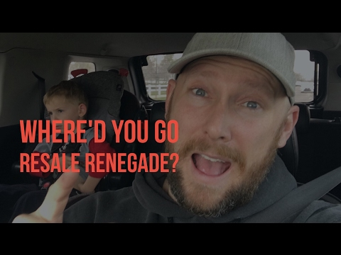 What's Going On With Resale Renegade?
