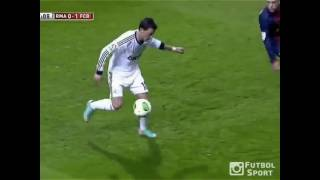 Mesut Ozil class First Touch