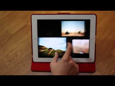 'Tusk', Ana Cabaleiro | Photobook for iPad