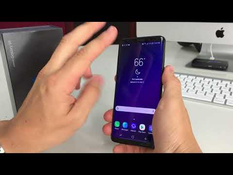 How to Disable / Turn OFF TalkBack on a Samsung Galaxy S9