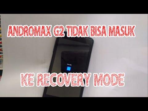 Cara Mengatasi Andromax G2 Yang Tidak Bisa Masuk Ke Recovery Mode (Tanpa PC)