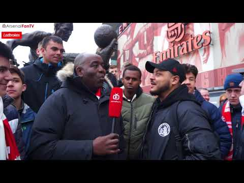 Arsenal 3-0 Stoke City | Everything Was Good BUT....? Player Ratings (Feat Troopz)