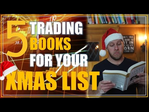 Top 5 Forex Trading Books