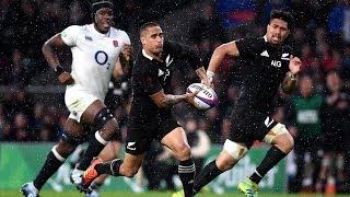 HIGHLIGHTS: All Blacks vs England - 2018