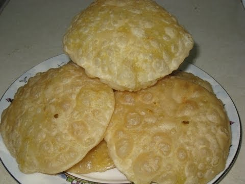 Dal puri ( Indian fried stuffed lentils bread ) recipe