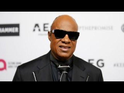 Stevie Wonder slams 'Black Lives Matters' during gun violence speech