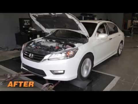 2013 and 2014 Honda Accord 3.5L K&N Air Intake Installation