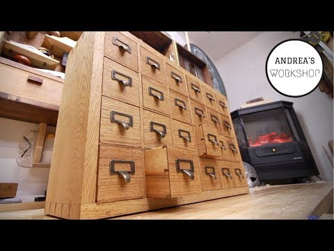 Apothecary Cabinet - Part 2/2