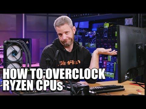 AMD Ryzen Overclocking Guide: How far will the 2700X go?