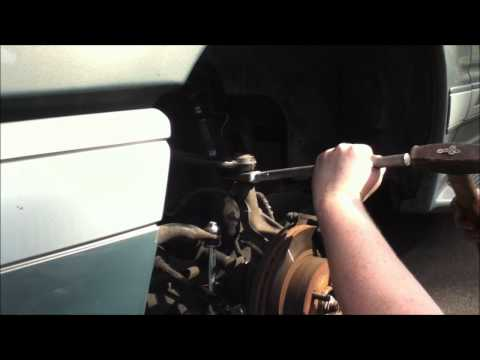 Ford Explorer Driver Side Upper Ball Joint Replacement