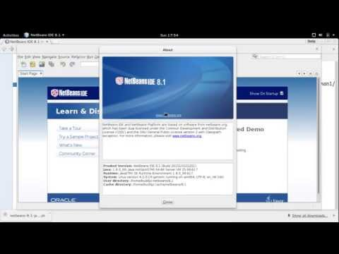 Install Netbeans 8.1 0n Ubuntu 15.10