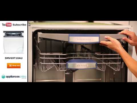 Bosch Dishwasher SMV69T10AU Reviewed by product expert - Appliances Online