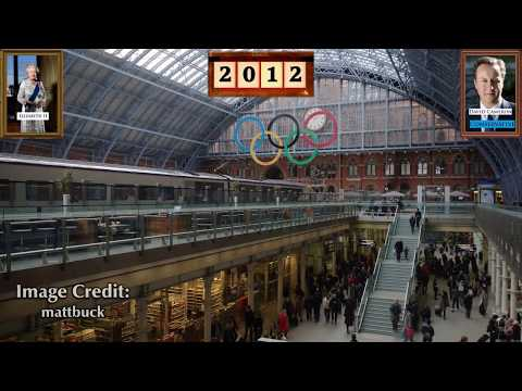 St Pancras Station: A Journey Through Time!